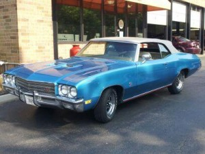 engine repair, transmission repair, transmission service, classic cars, historical cars, Buick, 455, GS, 1971