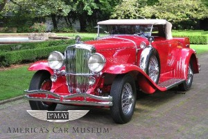 Duesenberg Model J (Photo Credit: LeMay Museum)