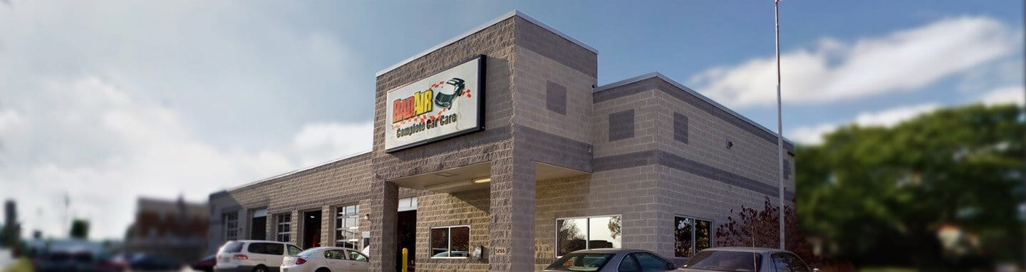 Rad Air Complete Car Care and Tire Center - Garfield Heights
