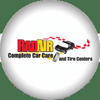 RadAir Logo