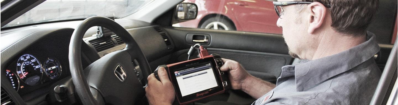 Car Interior Inspection