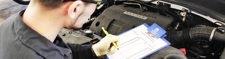 Rad Air Inspection Sheet