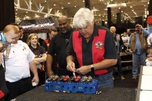 Jay Leno at Rad Air Piston Power Show