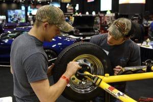 Rad Air Auto Repair Skills Challenge