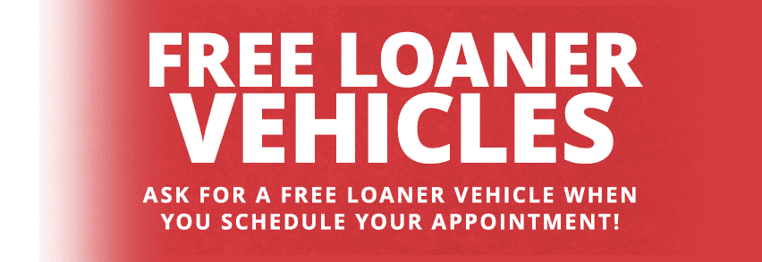 Rad Air Free Loaner Vehicle Offer
