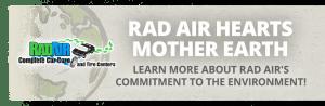 Rad Air hearts Mother Earth