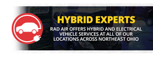 Rad Air offers hybrid and electric vehicle services