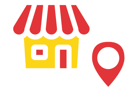storefront location icon