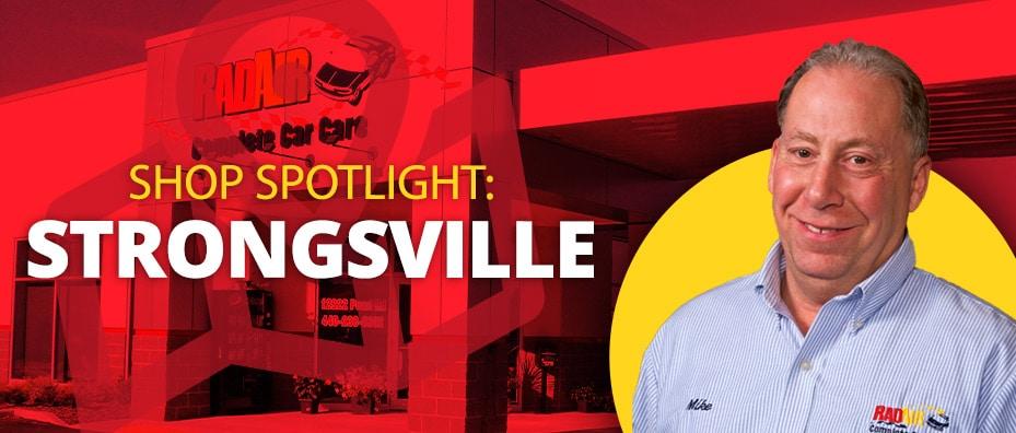 Rad Air Strongsville shop spotlight