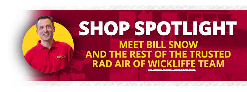 Rad Air Wickliffe shop spotlight