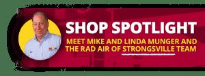 Rad Air of Strongsville Shop Spotlight