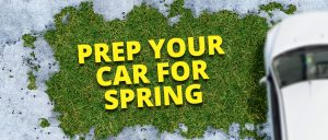 prep your car for spring